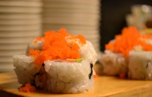 Sushi Roll 4 by Anaba Japanese
