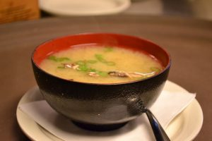 Miso Shiru Soup by Anaba Japanese