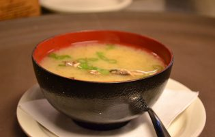 Miso Soup by Anaba Japanese