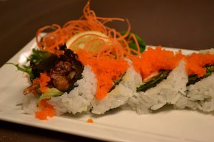 Spider Roll Sushi by Anaba Japanese