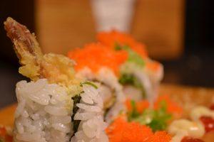 Shrimp Tempura Roll Sushi Knoxville