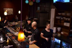 anaba japanese cuisine kitchen