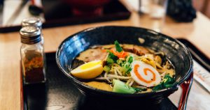 Japanese Noodles in Knoxville & Maryville TN