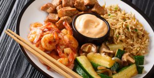 Japanese Hibachi in Knoxville & Maryville TN